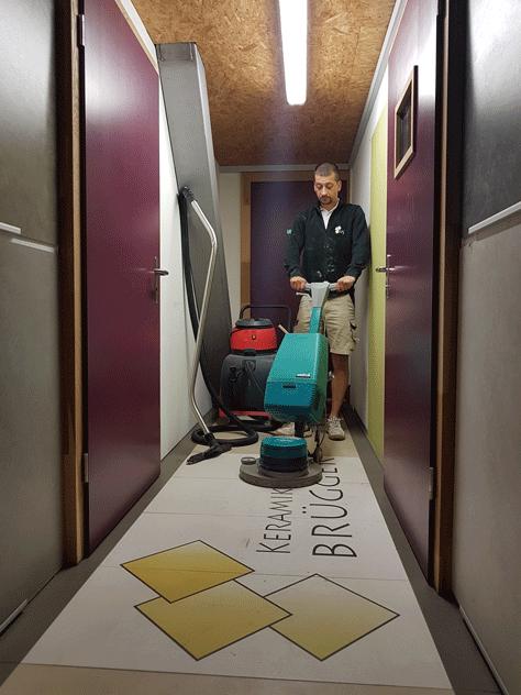 Gut bekannt Reinigung / Pflegetipps - Unterhaltspflege - Unterhaltsreinigung JU19